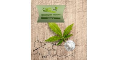 Wie man CBD Kristalle am besten dosiert und verwendet